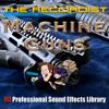 Machine Guns HD Pro SFX Library