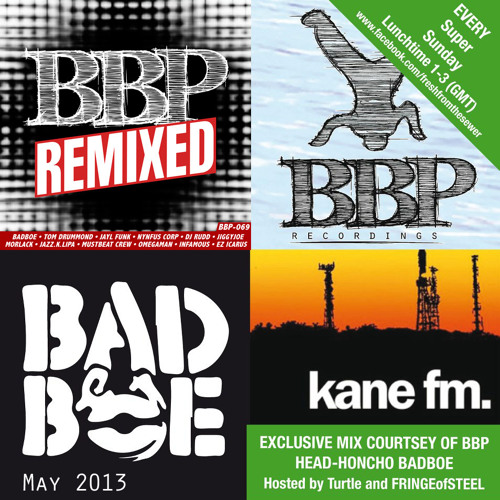 BadboE's - BBP Remixed - Promomix [May 2013]