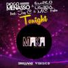 Diogo Menasso & Eurico Lisboa Ft Mc Jay C & Mc Fubu - Tonight (Radio Edit)