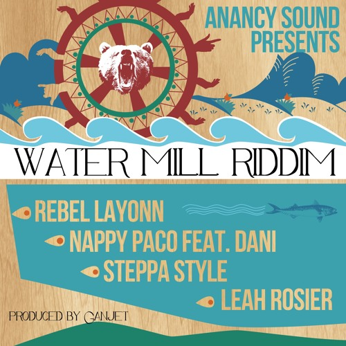 Anancy Sound - Leah Rosier - Stronger