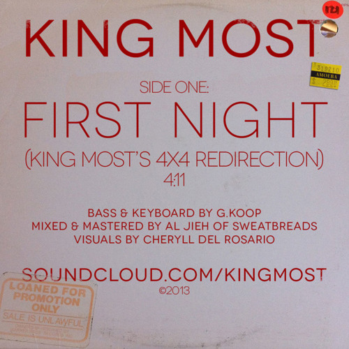 FIRST NIGHT (KING MOST'S 4x4 REDIRECTION)