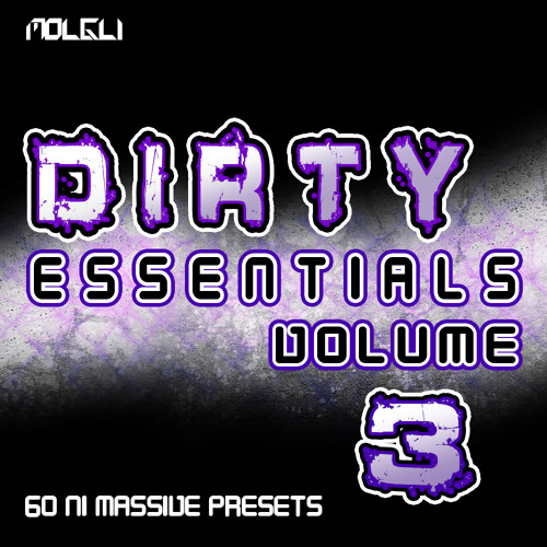 Molgli's Dirty Essentials Volume 3 - NI MASSIVE SOUNDSET £14.99 OUT NOW