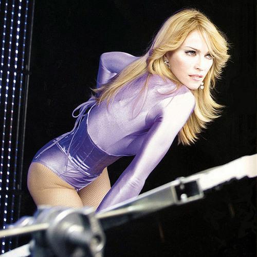 Madonna - Sorry (Rafael Mega original electro house mix 2013)
