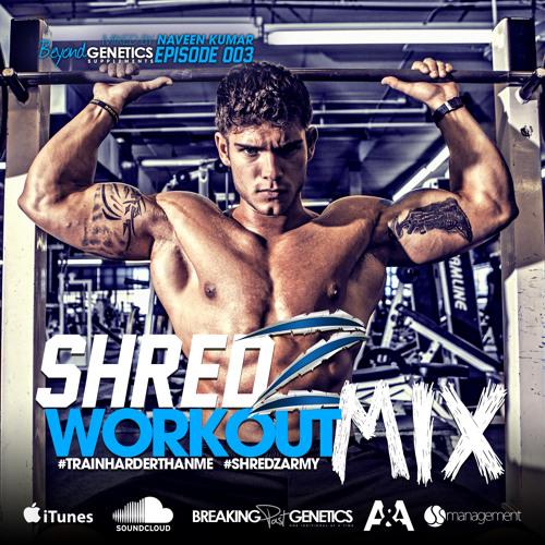 SHREDZ Workout Mix Ep. 003