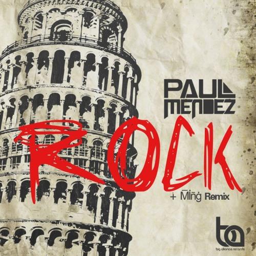 BA169 -  Paul Mendez - Rock Inc / MING Trap Remix