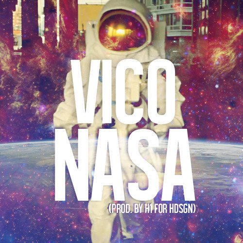 Vico - Nasa (Prod. by All Things Hip)
