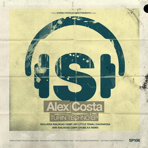 Alex Costa - Turin Techno Ep (Stereo Prod.)