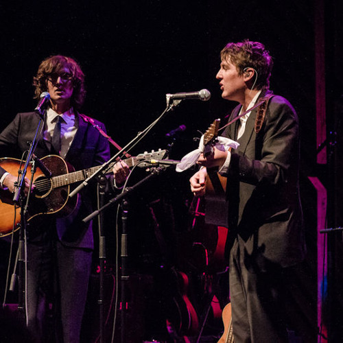 The Milk Carton Kids, live on The Afternoon Shift
