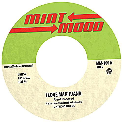 I Love Marijuana - Linval Thompson - Ennio Maccaroni Modulator Mix