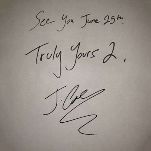 06 - J. Cole - 3 wishes (Prod By Jake One)