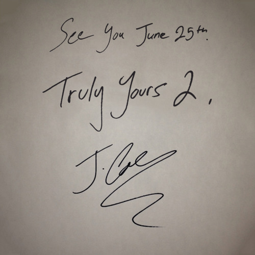 J. Cole - Cousins feat. Bas (Prod. By J.Cole/Ron Gilmore)