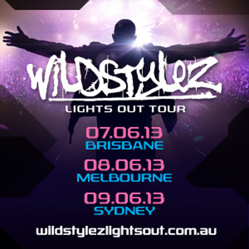 Wildstylez Lights Out tour