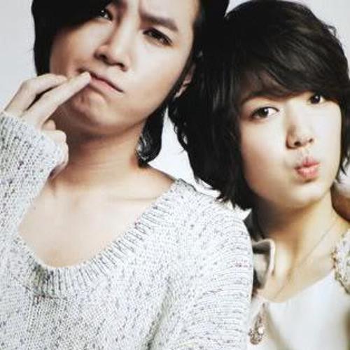 Without a word - Jang Geum Suk and Park Shin Hye DUET REMIX
