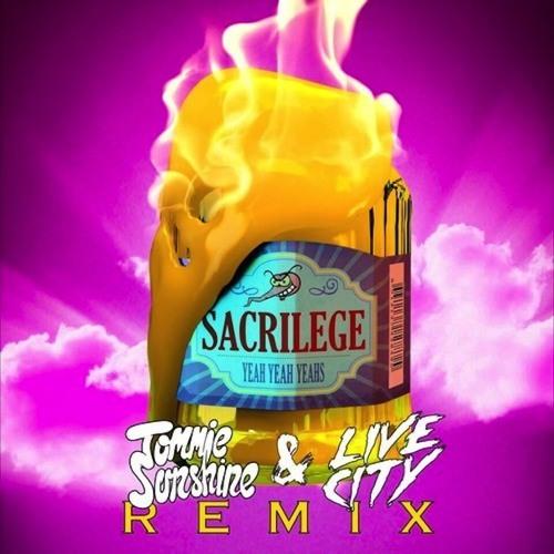 Yeah Yeah Yeahs - Sacrilege (Tommie Sunshine & Live City Remix)