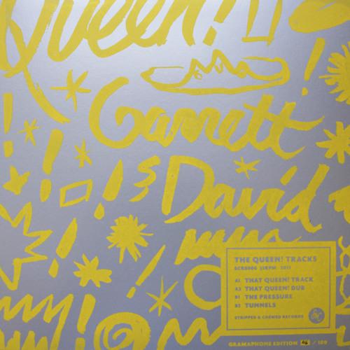 Garrett David - The Queen! Tracks