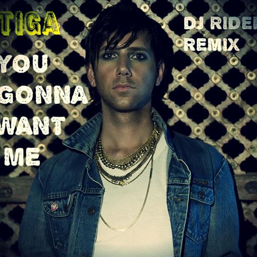 Tiga - You gonna want me (DJ RIDER NYC Remix)