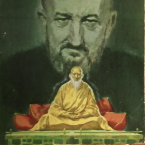 Rampa's Saffron Robe
