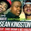 Sean Kingston - Beat It Ft. Chris Brown & Wiz Khalifa( JPZ INSTRUMENTAL)