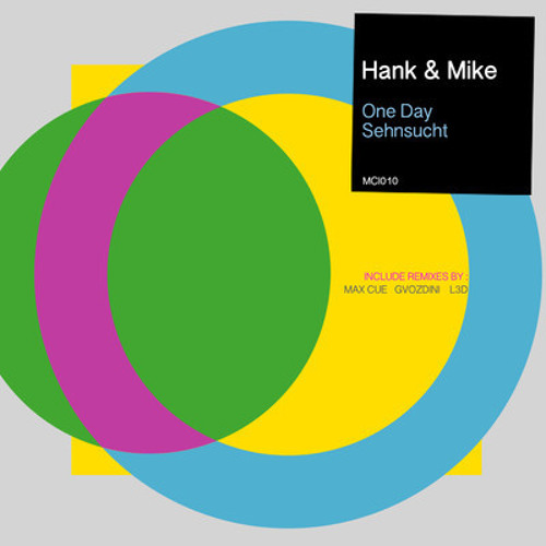 Hank & Mike - One Day (L3D remix) [Miocene Records] cut