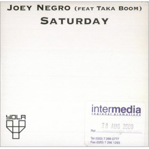 Joey Negro, Z Factor  Saturday (B-sensual, Dave Martin Bootleg)
