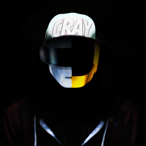Daft Punk/Daughter - GET LUCKY (Bad Paris RMX)