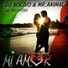Dj Nocivo & Mr.Animal - Mi Amor [Feat. Valentine] (Italian Version) (Radio Edit)
