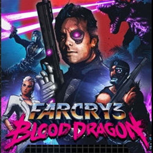 Blood Dragon Theme (Reprise)