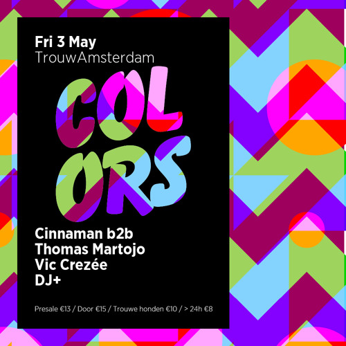 DJ+ Promo Mix Colors May 2013