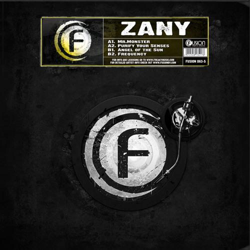 Zany - Mr. Monster