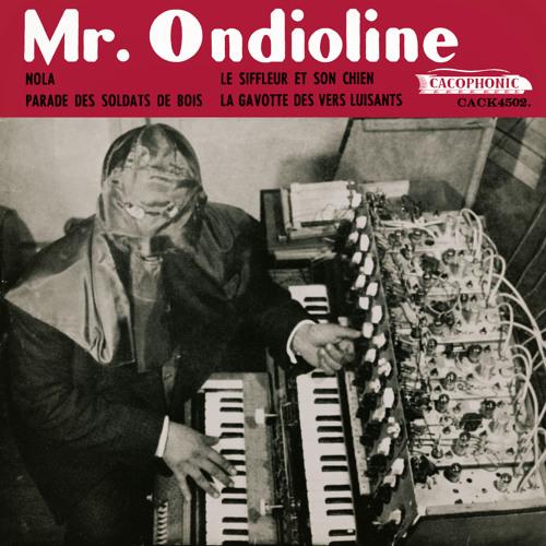 MR. ONDIOLINE - NOLA