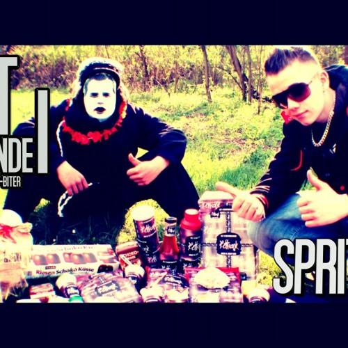 Spritze vs. F1tality [VR1] rappers.in VBT 2013 [Ey du Fettsack hau rein]