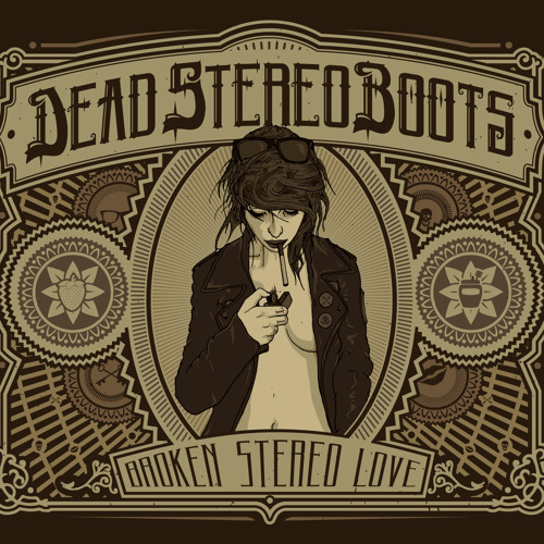 Dead Stereo Boots - Strawberry Pie