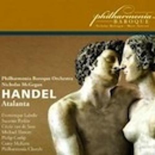 """Dominique Labelle HANDEL """"Lassa! Ch'io t'ho perduta"""" from Atalanta"""