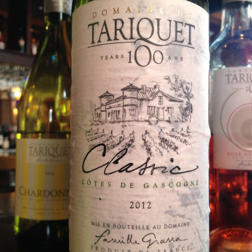 Wine Wednesday Tariquet 050113