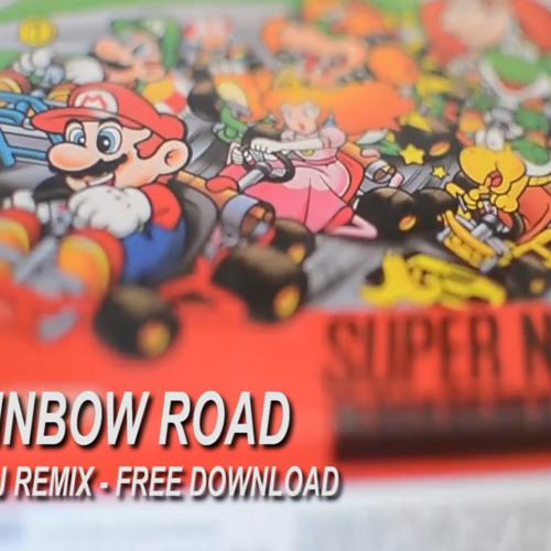 Mario Kart Real Life - Rainbow Road (PXLDJ Remix) [Free Download]