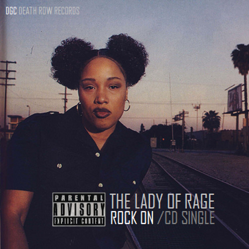 The Lady Of Rage, 2Pac - Rock On (Second Version)