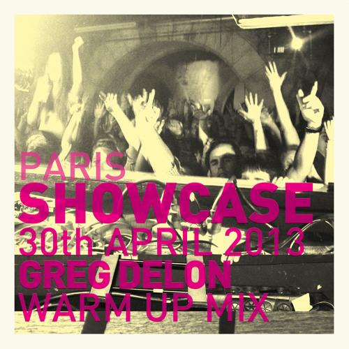 Warm up set / WOHLab @ Showcase Club - Paris