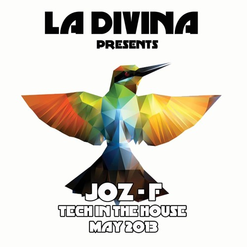 DJSWORK presents LA DIVINA by Dj Joz-F