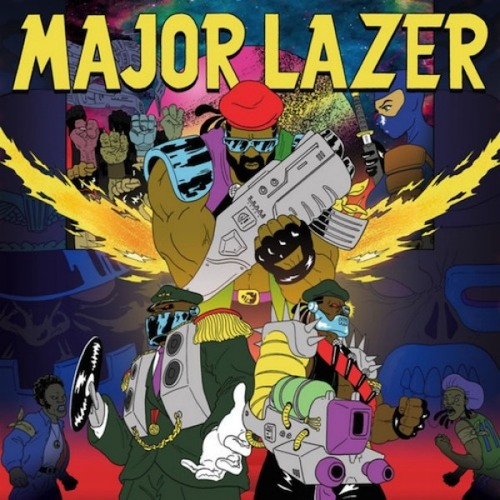 Major Lazer - Watch Out For This (Bumaye) (Claes Lanng Bootleg)