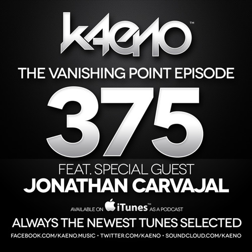 Jonathan Carvajal - The Vanishing Point Episode 375 Guest Mix