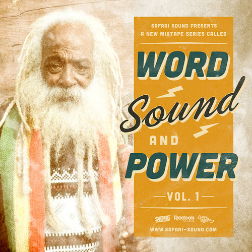 SAFARi SOUND - WORD, SOUND AND POWER VOL. 1