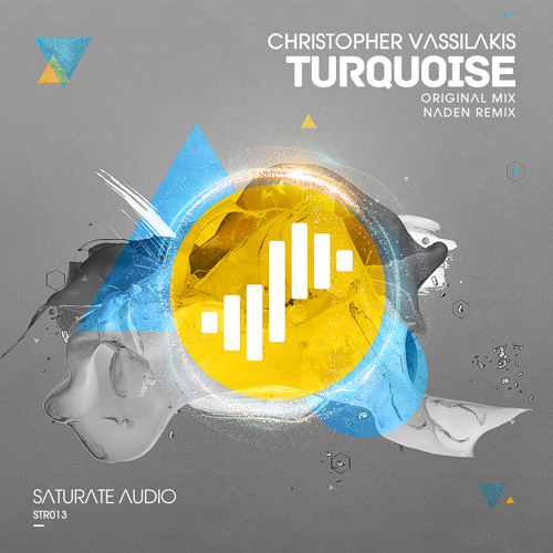 Christopher Vassilakis - Turquoise (Naden remix)