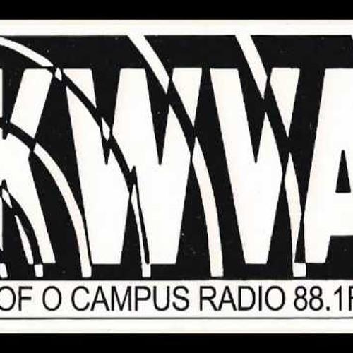 Live acoustic performance/interview on Snap Crackle Pop! - KWVA 88.1 Eugene