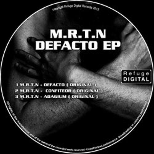 M.R.T.N - Defacto ( original mix ) [SC-EDIT]