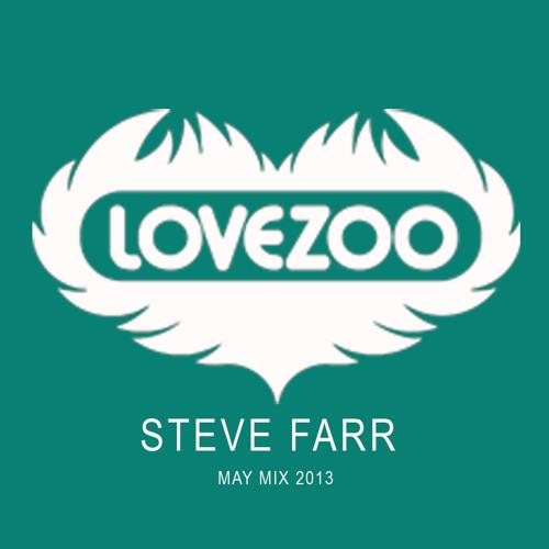 LOVEZOO mix by STEVE FARR - peaktime terrace mix