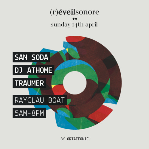 DJ Athome at Reveilsonore - 14th April