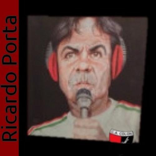Famoso relato de Ricardo Porta - Colon 2 vs Temperley 1