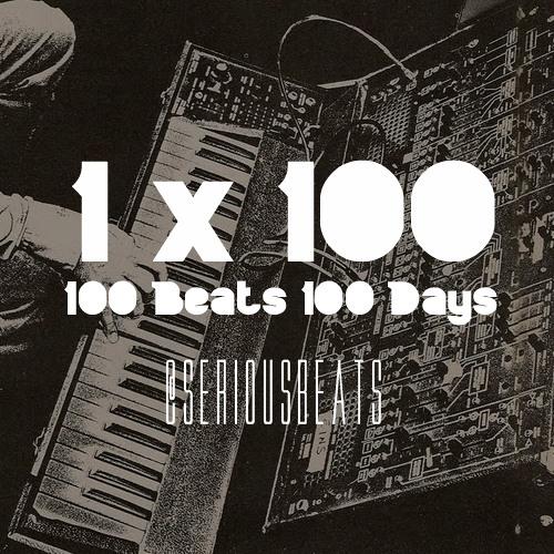 The Silence (1 of 100 Beats 5/1/2013)  x @SeriousBeats