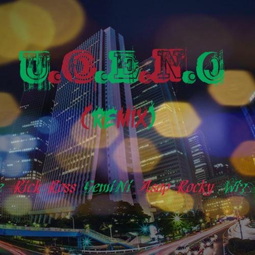 U.O.E.N.O. - Rocko - (feat. Future, Rick Ross, GemiNi, A$AP Rocky, Wiz Khalifa & 2Chainz) - Remix