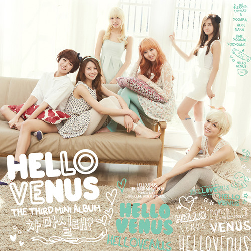 HELLOVENUS – Would You Stay For Tea?